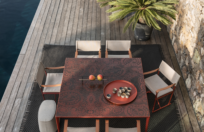 Mirto Outdoor (BB Italia Outdoor)