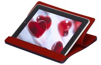 Pouzdro a zároveň stojánek na iPad