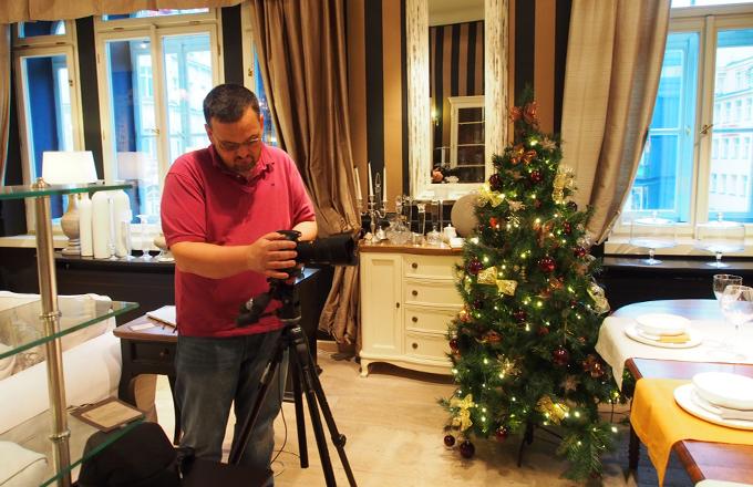 Připravili jsme vánoce ve stylu filmových hvězd