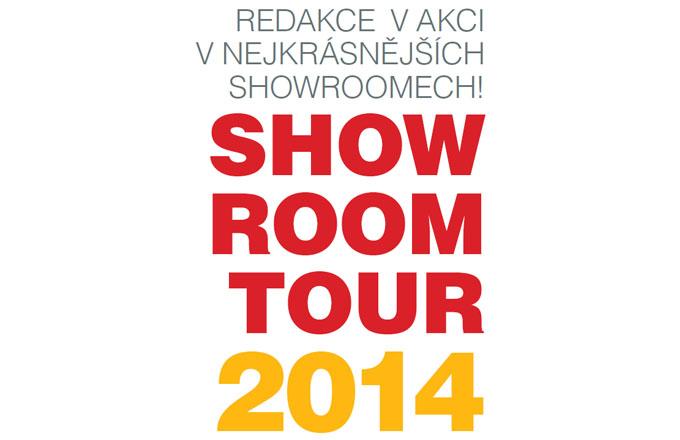 Nové číslo časopisu a SHOWROOM TOUR 2014!