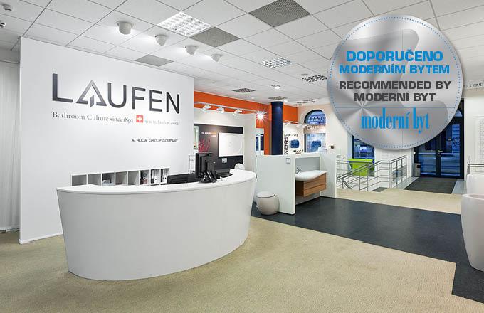 Showroom tour: GALERIE KOUPELEN LAUFEN