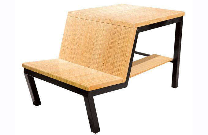 S multifunkčním stolem není malý prostor problém!