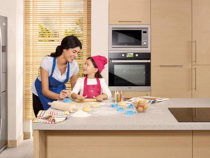 Nebojte se a pusťte děti do kuchyně!