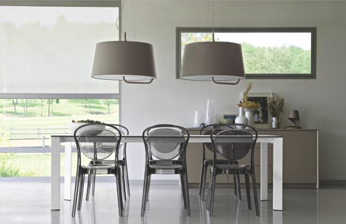 Hodujte doma v italském stylu s jídelním nábytkem Calligaris za jarní ceny