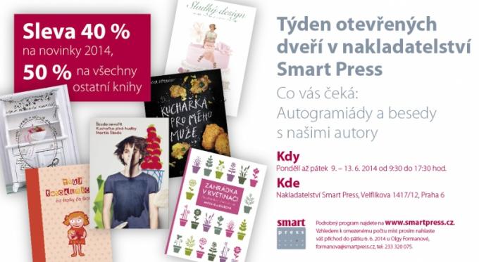 Pozvánka na Týden otevřených dveří v Praze