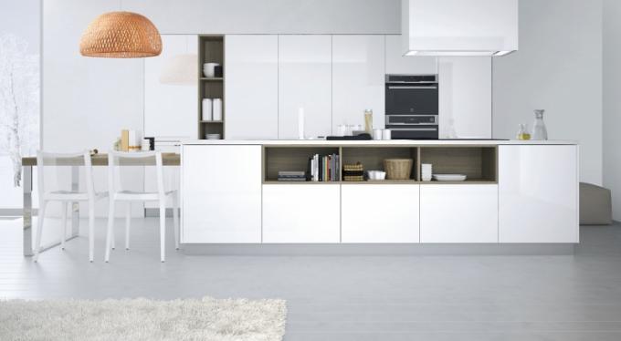 Kuchyň Line z modelové řady Trend