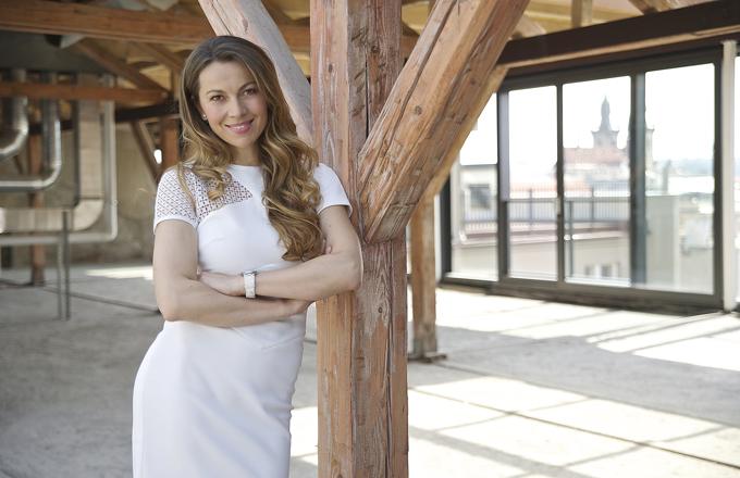 Ilona Monferini Mančíková_Obchodní a marketingová ředitelka společnosti FIM Group