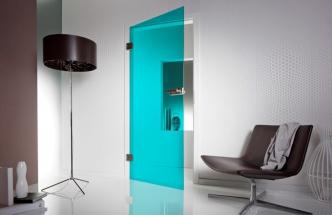 Skleněné dveře Colourcourage