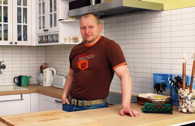 Šéfkuchař Radek Šubrt