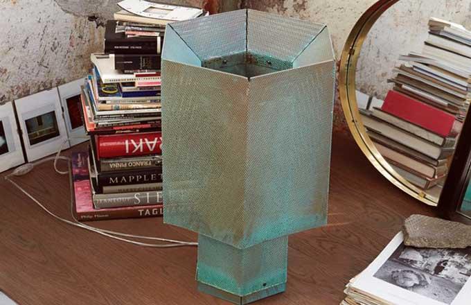 Stolní lampa Hexx