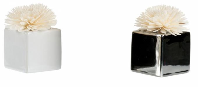 Keramický aroma difuzér Fleur