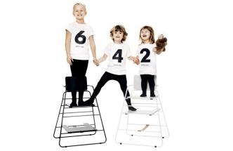 Dětská židle Tower chair