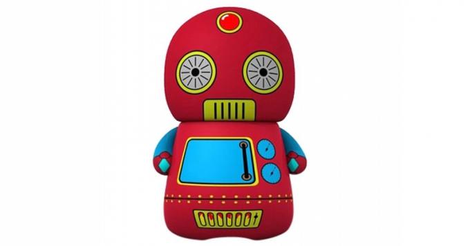 USB flash disk Robot