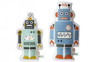 Polštář Mr. Large Robot