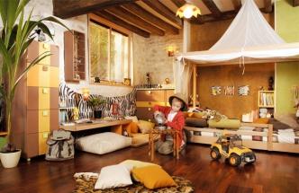 Sestava dětského nábytku Safari