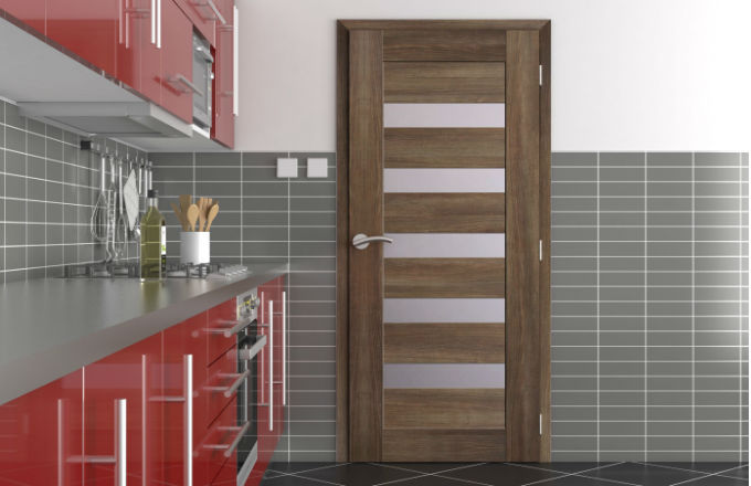 Třetí dimenze, autentičnost a vysoká rezistence: unikátní strukturovaný povrch dveří SOLO 3D společnosti SOLODOOR dokonale imituje krásu skutečného dřeva