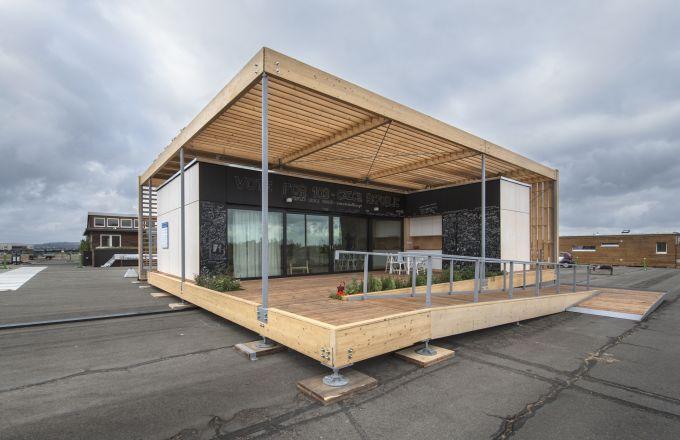 projekt AIR House
