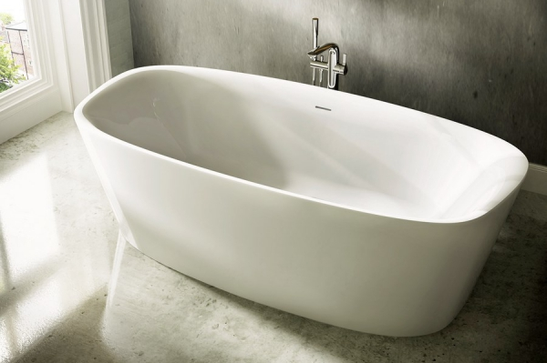 Jak se koupe Lenka Pospíšilová (Ideal Standard)