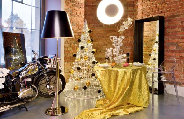 Glamour aneb vánoce ve stylu filmových hvězd