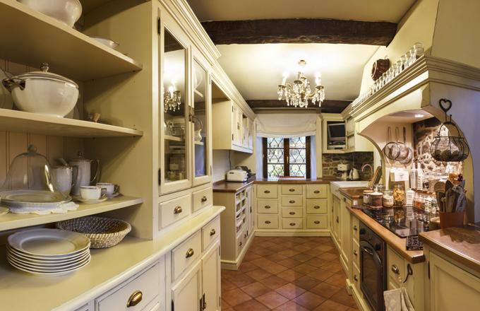 Kouzlo francouzské Provence v jihočeské kuchyni