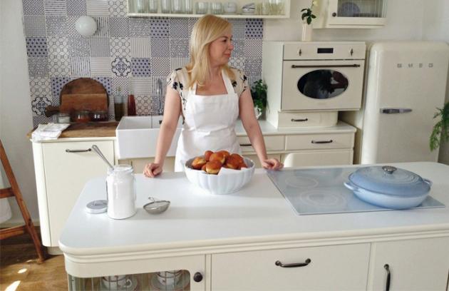 Kde vaří televizní kuchařka Dita Pecháčková
