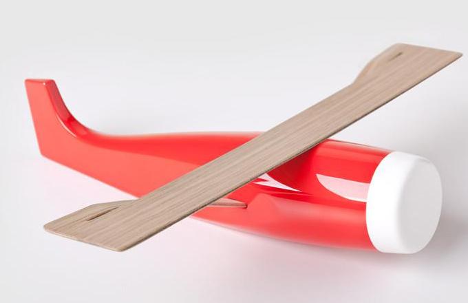 Dřevěné hračky Woo jsou i pro dospělé
