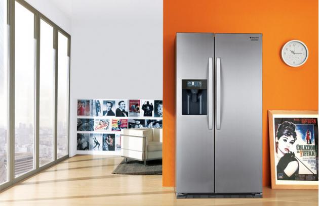 Chladnička s mrazničkou Hotpoint SXBD 922 F WD