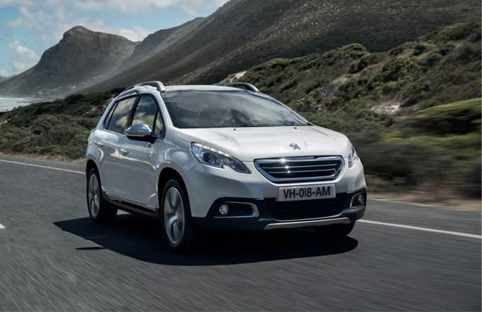 Peugeot: Speciální nabídka crossoverů 2008 a 3008