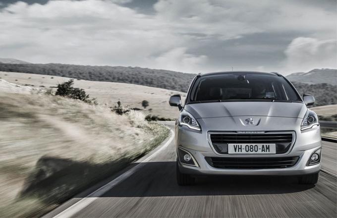 Peugeot: Speciální nabídka Peugeot 5008 Style