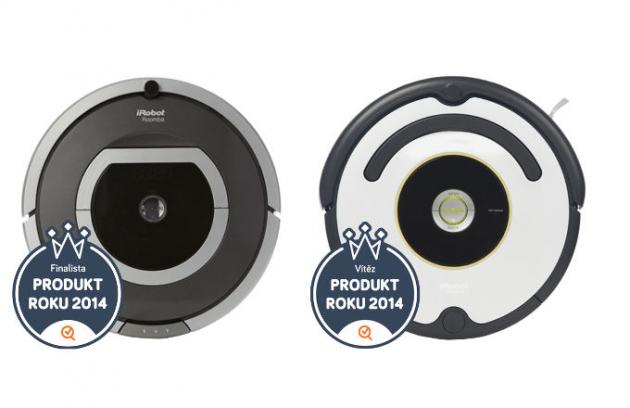 iRobot Roomba 620 se stala produktem roku 2014