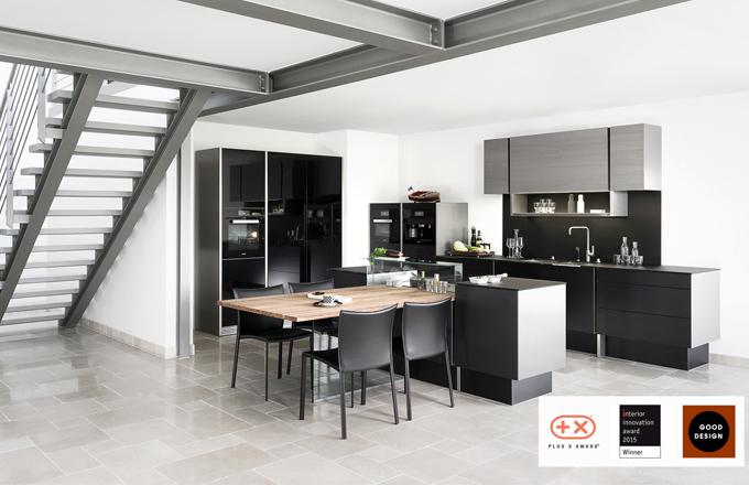 Kuchyň Poggenpohl Porsche Design Kitchen P´7350