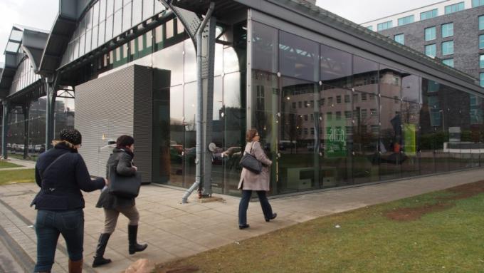 Design Post v Německu (foto: Klomínková)