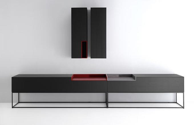 Kolekce Inmotion: funkční nábytek v pohybu