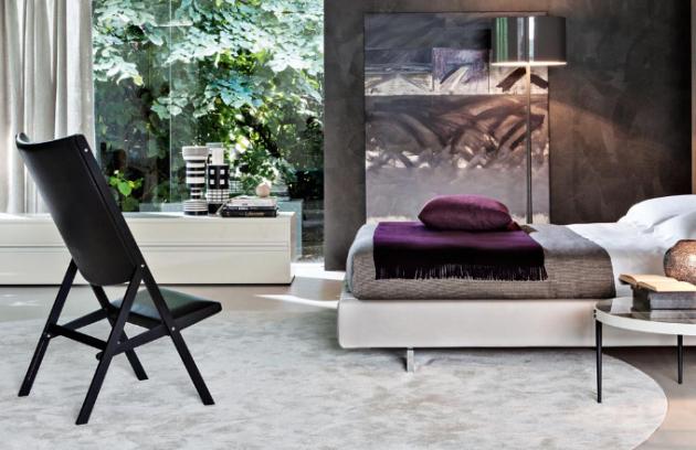 Znovuvzkříšení italské židle od designéra Pontiho