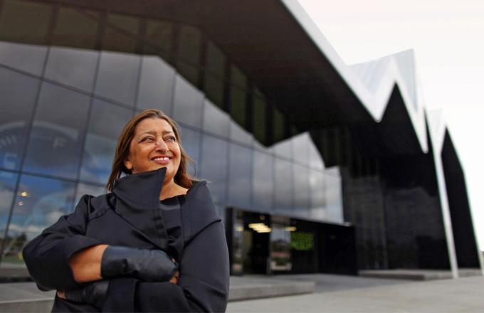 Zaha Hadid: královna ikonické architektury