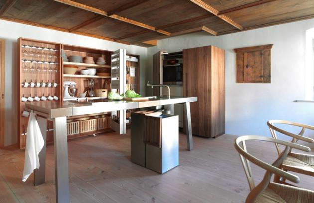 Kuchyňský koncept b2