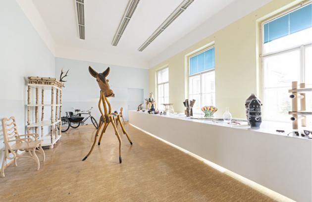 Výstava amatérského designu na Designbloku 2014