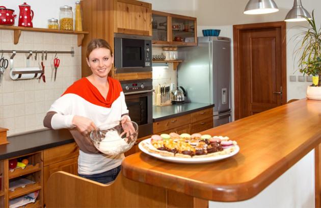 V domácí kuchyni u cukrářky Lucie Průšové