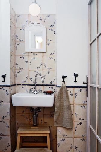 """Veškeré zařízení domu až do nejmenších detailů, jako jsou například věšáčky ve tvaru zvířat u umyvadla na toaletě, vybírala sama Hanka: """"Krásno a harmonii miluji v zařízení i dekoracích."""""""