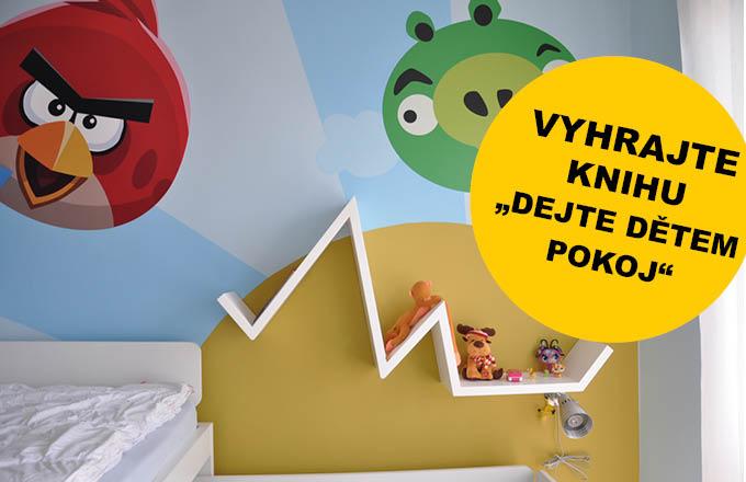 Soutěž: Vyhrajte knihu Dejte dětem pokoj!