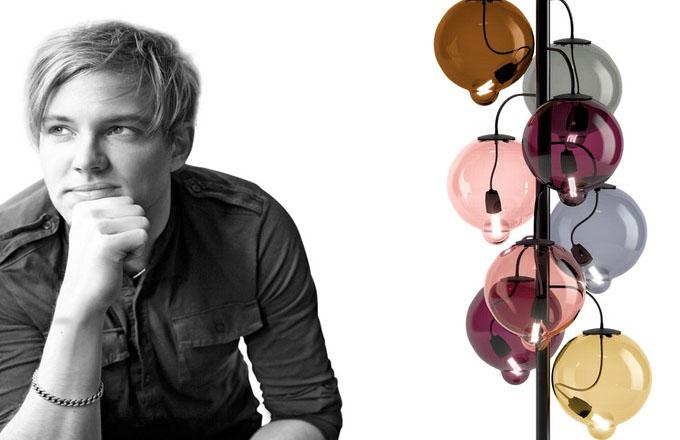 Designér Johan Lindstén: zářivý seveřan