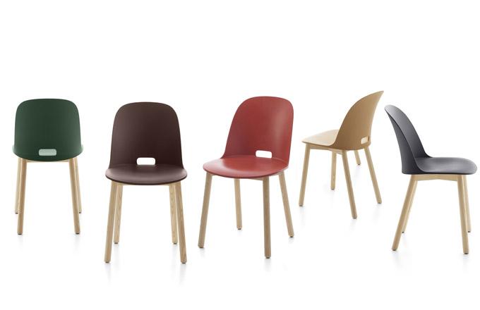 Alfi je Morrisonova nejpohodlnější židle