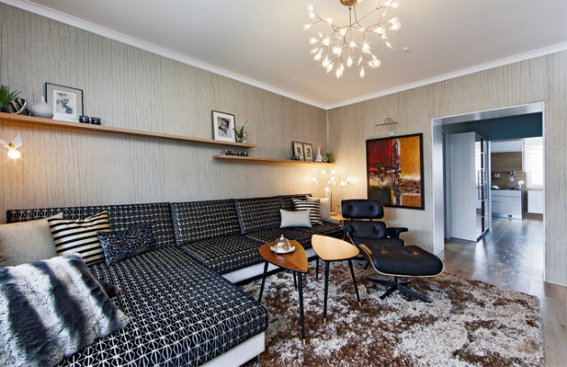 Zrekonstruovaný byt: stará láska v nových šatech