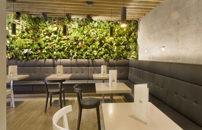 Kaskádové zahrady – revoluční novinka v oblasti designu a  architektury !