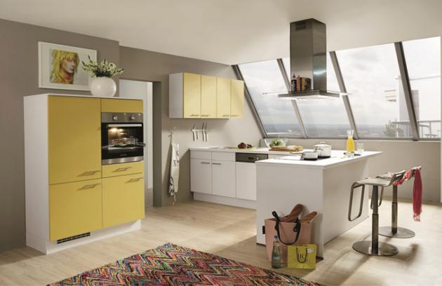 Představujeme moderní kuchyně v trendy designu