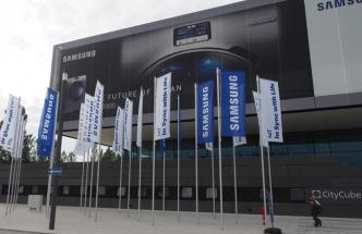 Samsung představil novinky na veletrhu IFA 2015 (foto: Dana Klomínková)
