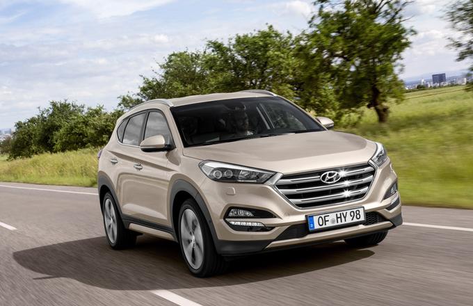 Vyzkoušejte si nový Hyundai Tucson až na dva dny