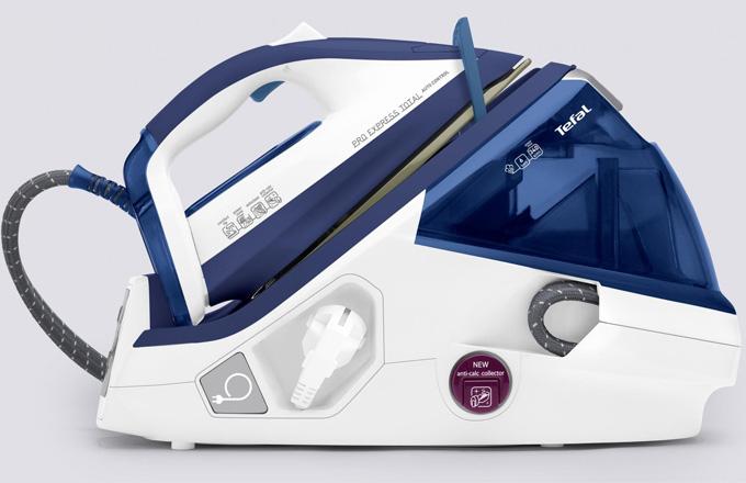 Hromady prádla zdoláte snadno: s parními generátory Tefal budete žehlit o 50 % rychleji