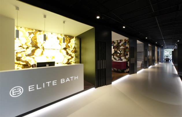 ELITE BATH: koupelnové studio pro nejnáročnější