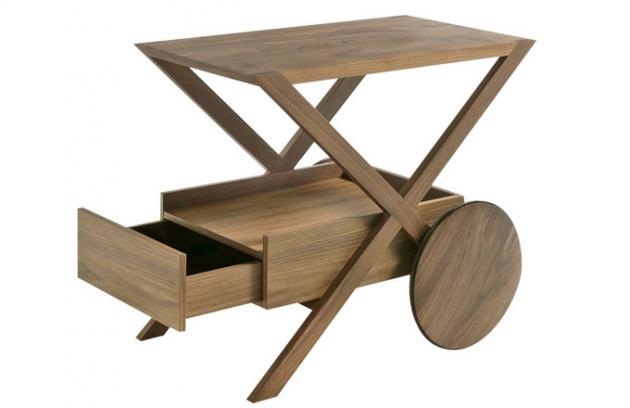 Pojízdný stolek Spritz
